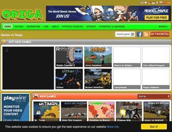 opiga.com screenshot
