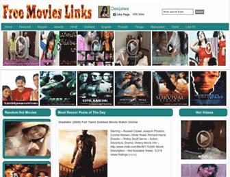 Thumbshot of Freemovieslinks.com