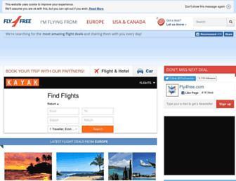 fly4free.com screenshot