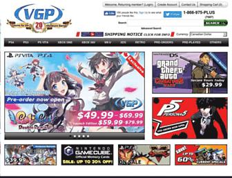 Thumbshot of Videogamesplus.ca