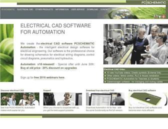 pcschematic.com screenshot