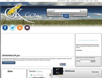 ok.gov screenshot