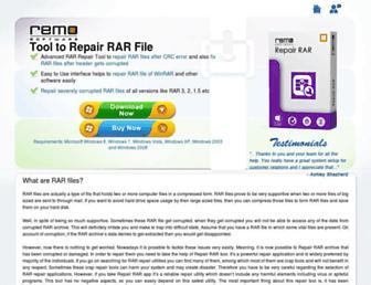 repairrar.net screenshot