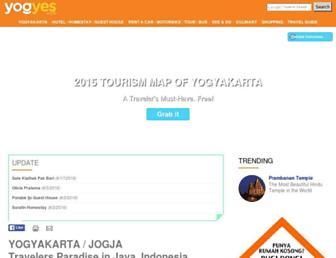 Thumbshot of Yogyes.com