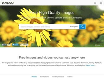 pixabay.com screenshot