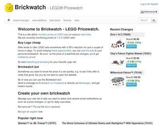 brickwatch.net screenshot