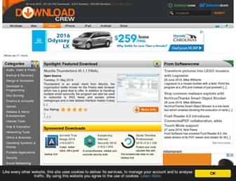 downloadcrew.com screenshot