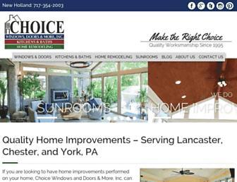 choicewd.com screenshot