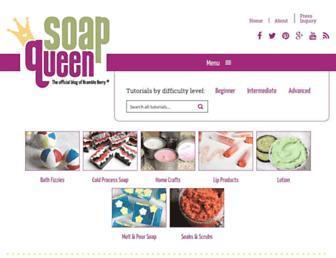 Thumbshot of Soapqueen.com