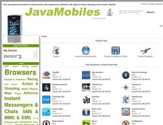 samsung-b3210.java-mobiles.com screenshot