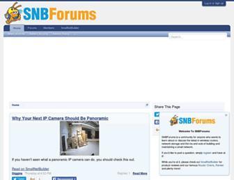snbforums.com screenshot