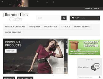 blazepharmameds.org screenshot