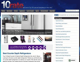 Thumbshot of 10rate.com