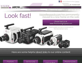 Thumbshot of Visionresearch.com