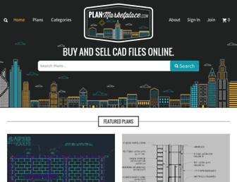 planmarketplace.com screenshot
