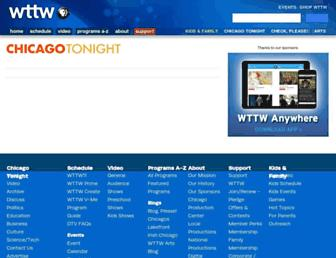 interactive.wttw.com screenshot
