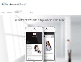 Thumbshot of Yourpersonalbrandname.com