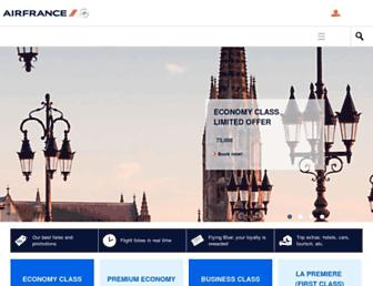 Thumbshot of Airfrance.co.jp