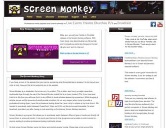 screenmonkey.co.uk screenshot