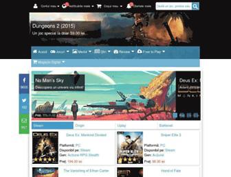 digitalgames.ro screenshot