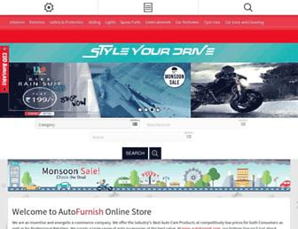 Thumbshot of Autofurnish.com