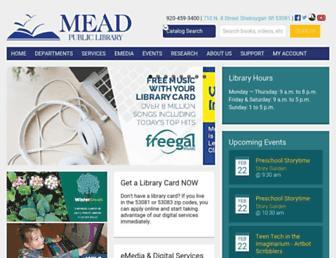 meadpl.org screenshot
