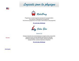 physicsbox.com screenshot