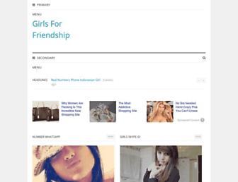 chatgirls4.com screenshot