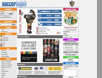 soccerlogos.com.br screenshot