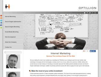 Thumbshot of Optillion.co.uk