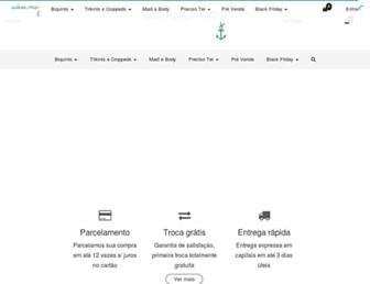 adoromar.com.br screenshot