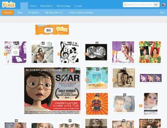 Thumbshot of Pixiz.com