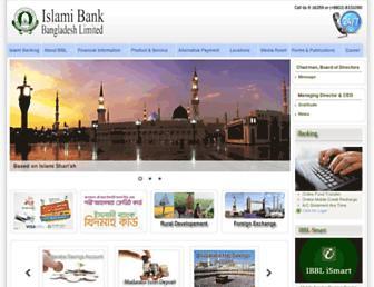 Thumbshot of Islamibankbd.com