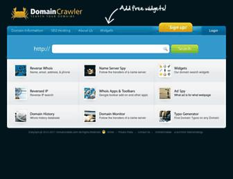 Thumbshot of Domaincrawler.com