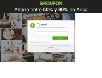 groupon.cl screenshot
