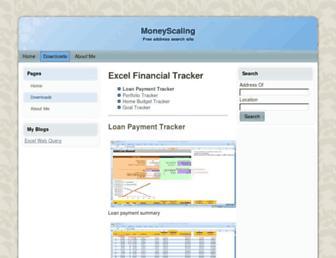 moneyscaling.com screenshot