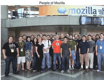 people.mozilla.org screenshot
