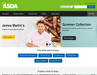 Thumbshot of Asda.com