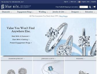 Thumbshot of Bluenile.com