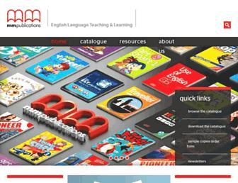 Main page screenshot of mmpi.net