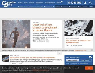 Thumbshot of Computerbase.de