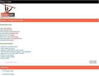 rosajatt.com screenshot
