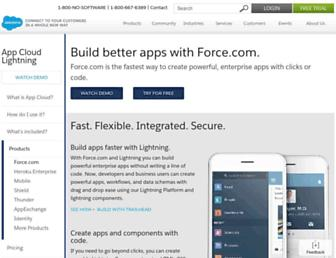 Thumbshot of Force.com