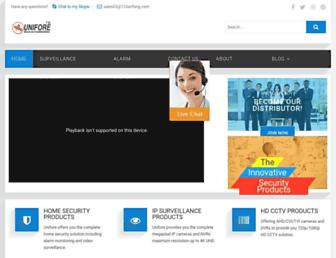 unifore.net screenshot