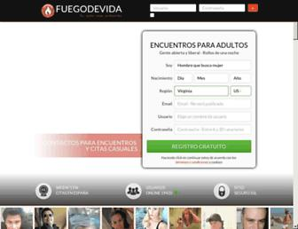 Thumbshot of Fuegodevida.com