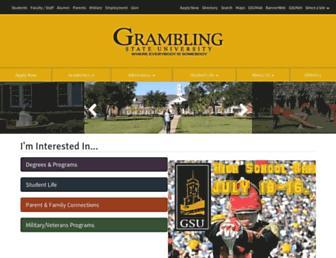 gram.edu screenshot