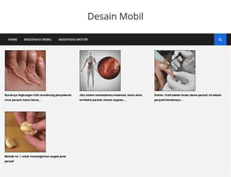 mobildesain.blogspot.com screenshot