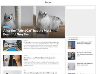 Thumbshot of Sortra.com