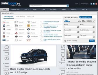 autobook.ro screenshot