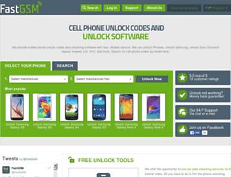 Thumbshot of Fastgsm.com